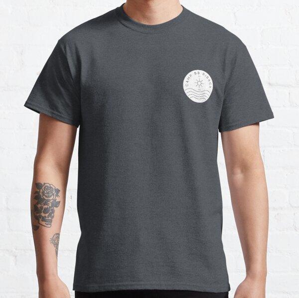 Camp BB White Logo 2 Classic T-Shirt