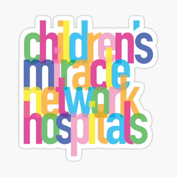 Fun, Bright, Miracle Makers Delight Sticker