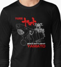 STAR BLAZERS YAMATO Long Sleeve T-Shirt