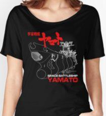 STAR BLAZERS YAMATO Women's Relaxed Fit T-Shirt
