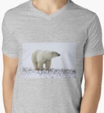 Polar Bear On The Prowl. Churchill, Canada T-Shirt