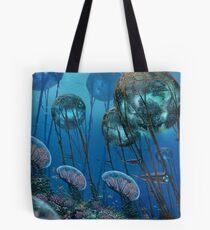 The Grand Reefs Tote Bag