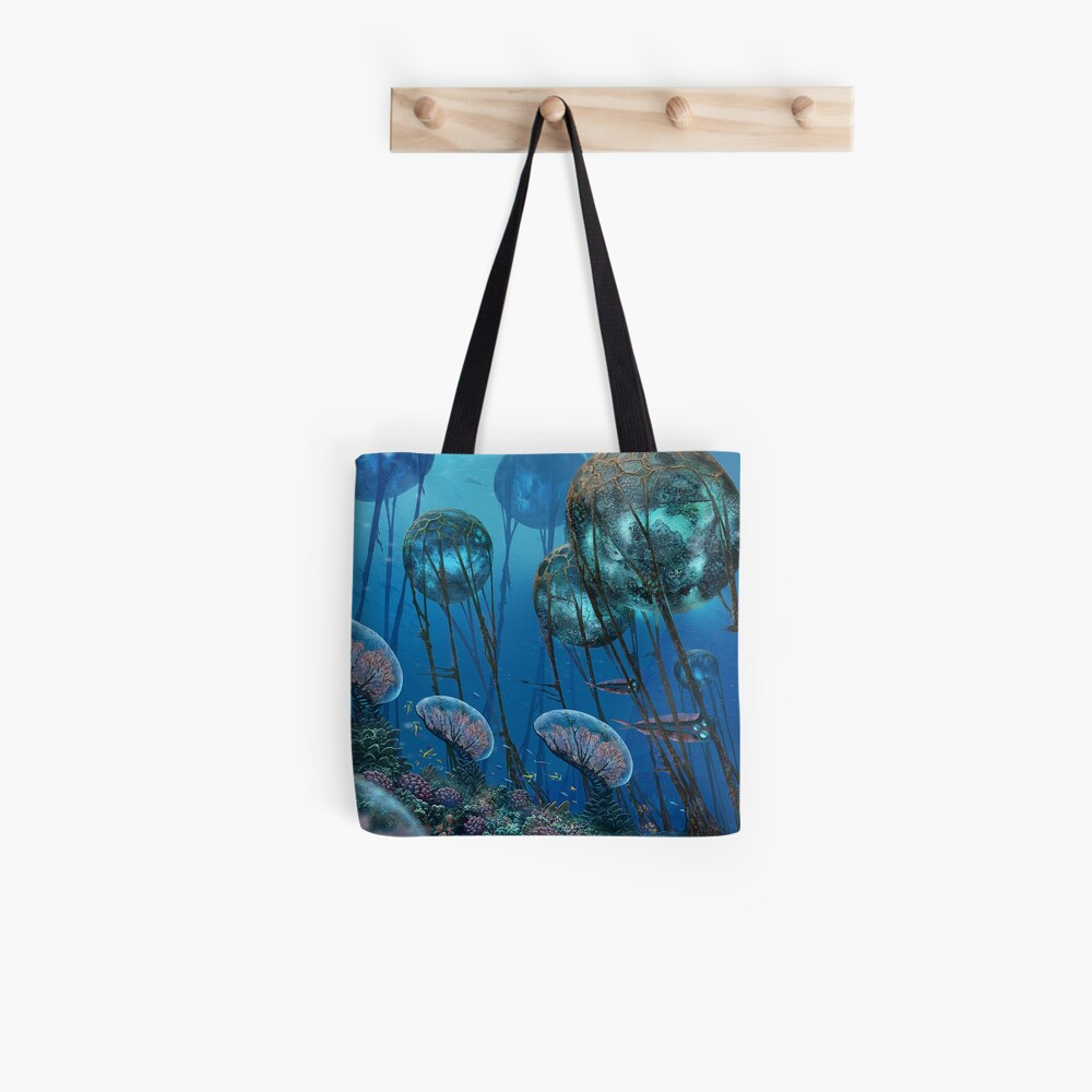 The Grand Reefs Tote Bag