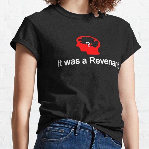 Phasmophobie: Es war ein Wiedergänger Classic T-Shirt
