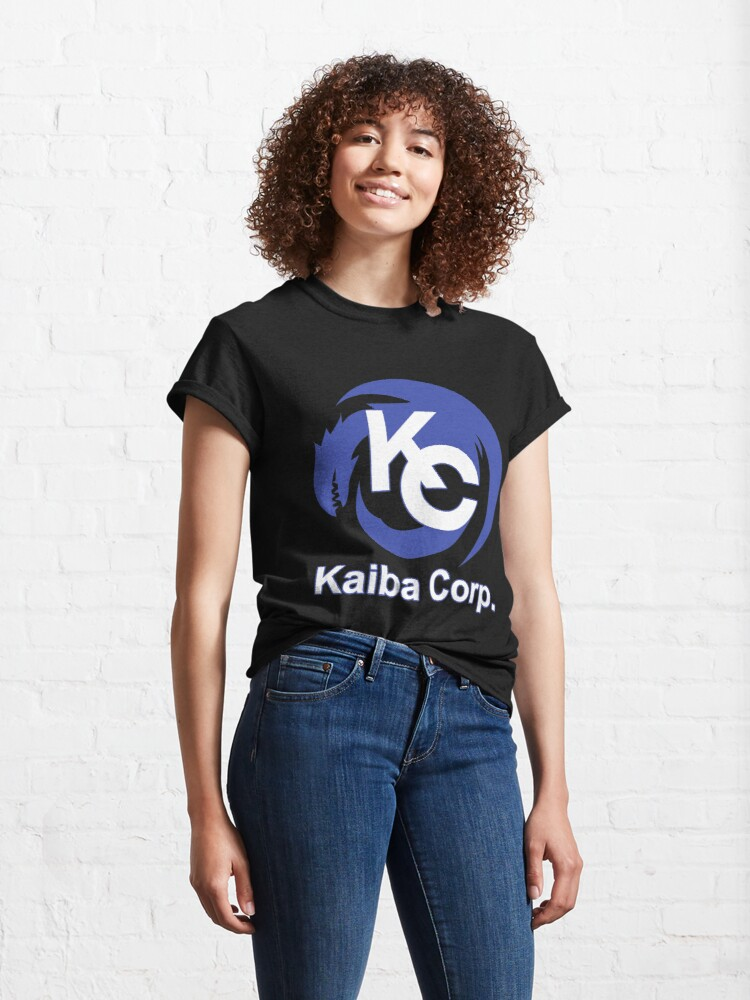 Alternate view of Kaiba Corp Uniform Classic T-Shirt