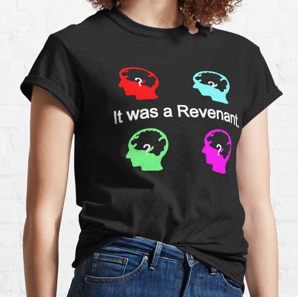 Phasmophobie: Ausgelöscht von einem Rev. Classic T-Shirt