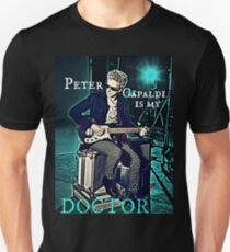Peter Capaldi Is My Doctor Unisex T-Shirt