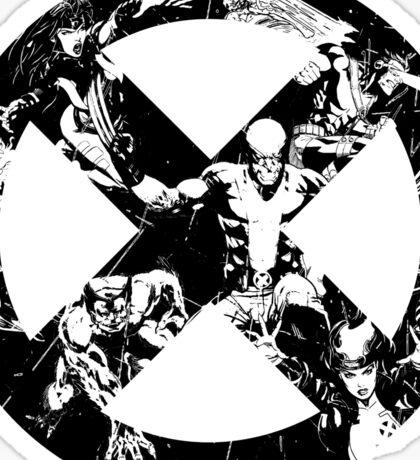 X-Men •Team Up Logo Sticker