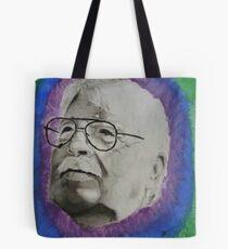 trippy grandpa Tote Bag