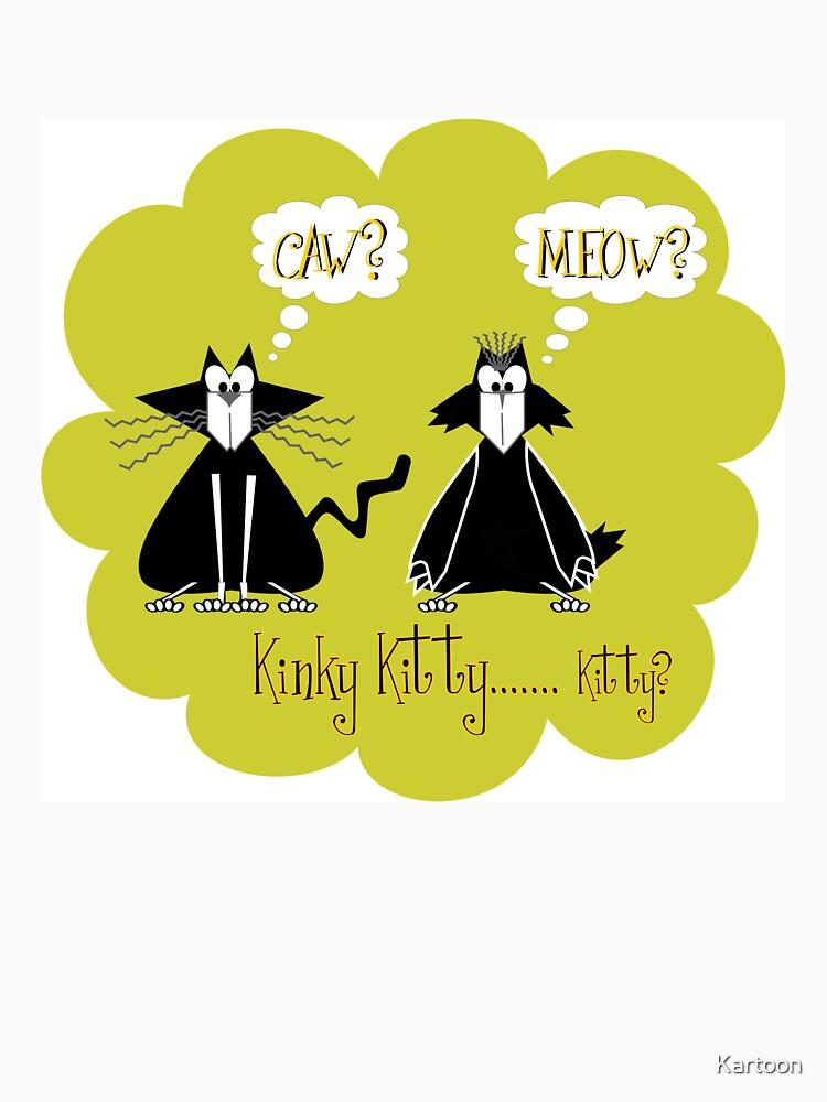 Kinky... Kitty? by Kartoon