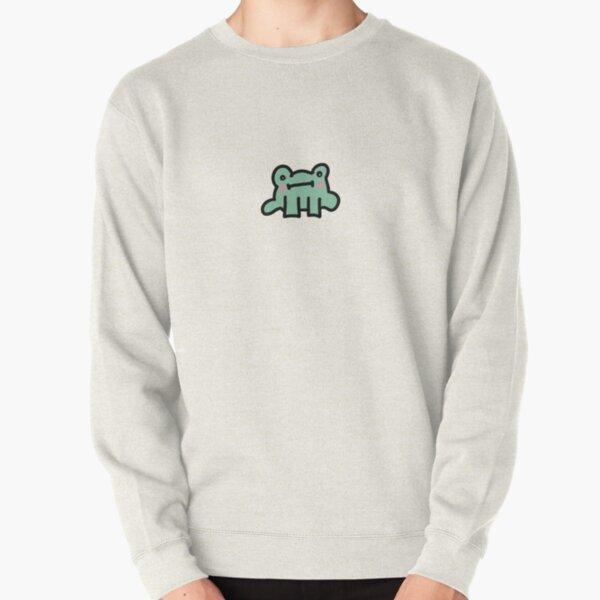 Frog No Background Pullover Sweatshirt