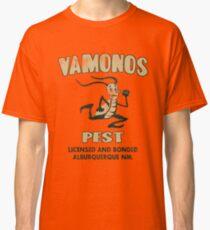 Vamanos Pest (Breaking Bad) Classic T-Shirt