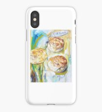 Cat Head Biscuits iPhone Case/Skin