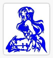 Mystic Elder Woman Sticker