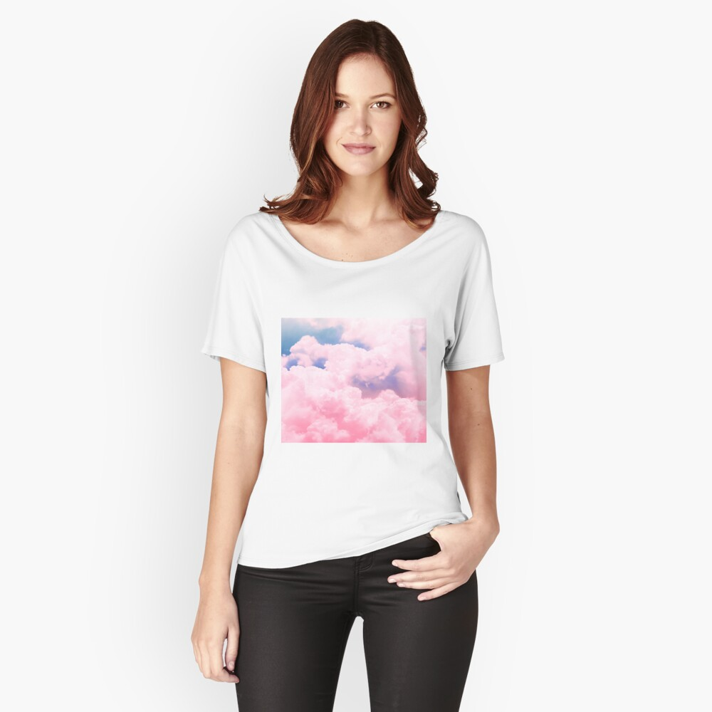 Candy Sky Relaxed Fit T-Shirt