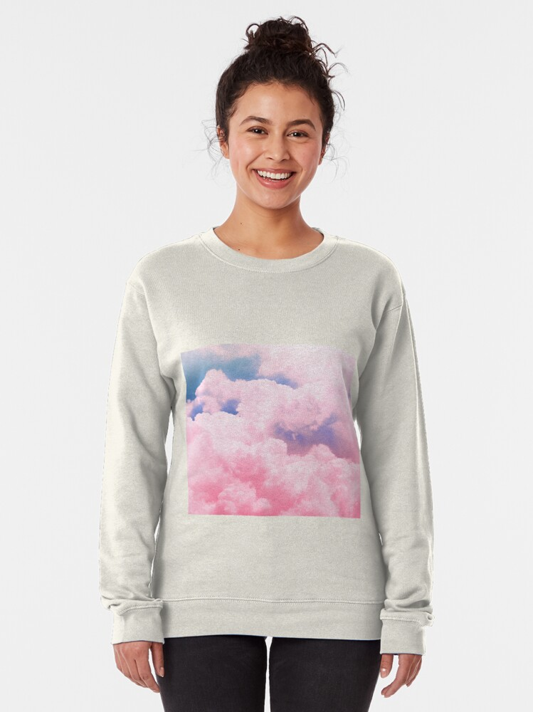 Alternate view of Candy Sky Pullover Sweatshirt