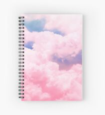 Candy Sky Spiral Notebook