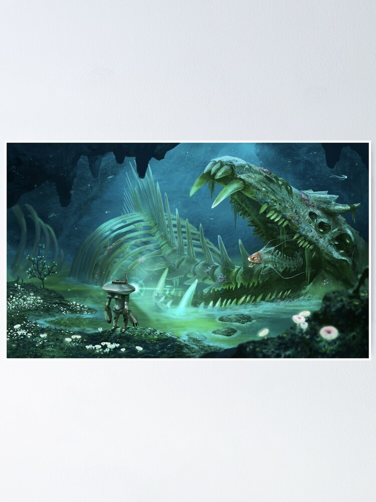 Alternate view of Exploring the Lost River Poster