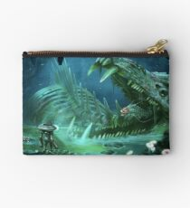Exploring the Lost River Zipper Pouch
