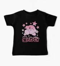 Kirby Nintendo Kids Clothes