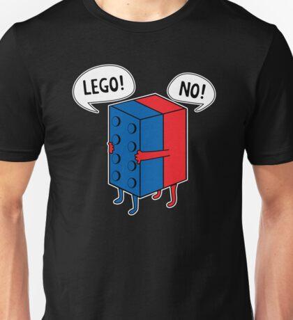 Lego No Unisex T-Shirt