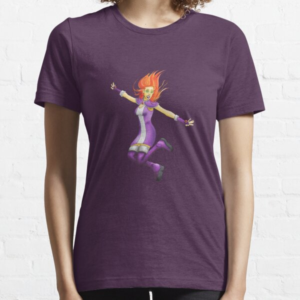 Star Fire (With Clothing) Essential T-Shirt