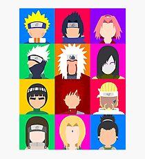 Animecons Photographic Print