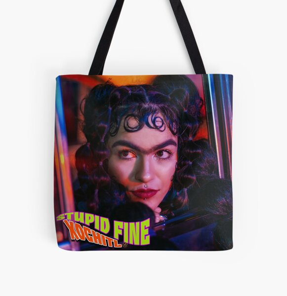 Stupid Fine! All Over Print Tote Bag