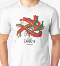 Clan Burns  Unisex T-Shirt