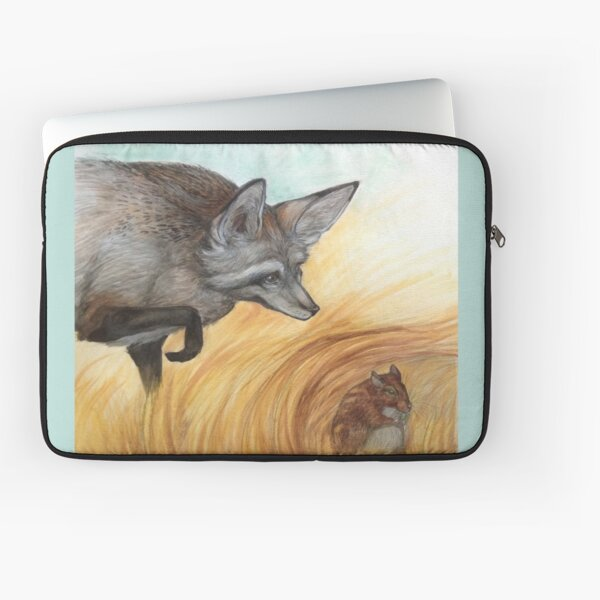 Bat-eared Fox  Laptop Sleeve