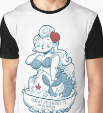 Swabian Mermaid Graphic T-Shirt