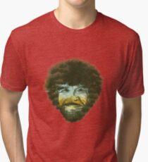 Happy Trees Tri-blend T-Shirt