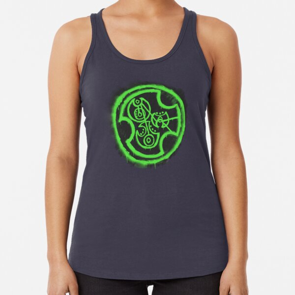 Nerd For Life Racerback Tank Top