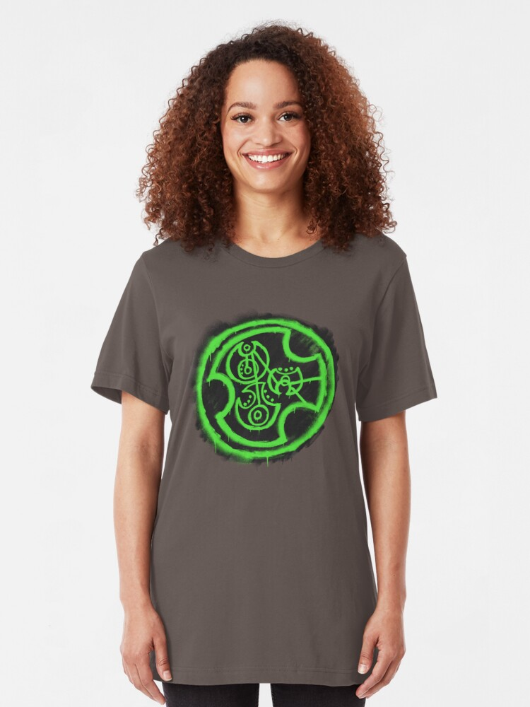 Alternate view of Nerd For Life Slim Fit T-Shirt