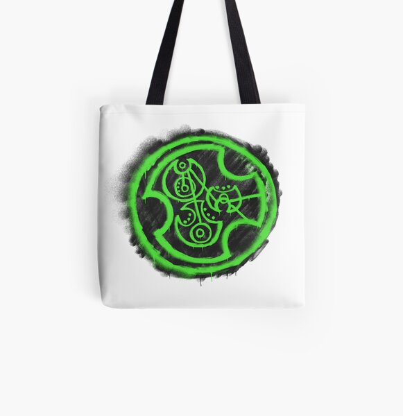 Nerd For Life All Over Print Tote Bag