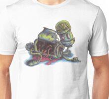 Critter Robot Vandalism Unisex T-Shirt