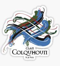 Clan Colquhoun  Sticker