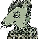 dapper fox, nasty fox by actualfox