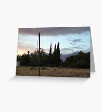 Rancho Cucamonga  Greeting Card