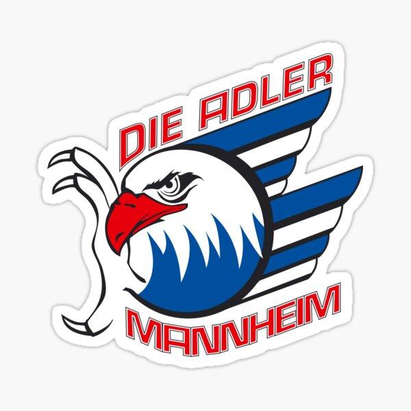 Adler Mannheim Sticker