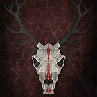 Demon Deer by Sybille Sterk
