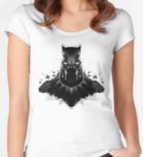 Panther Ink Women's Fitted Scoop T-Shirt
