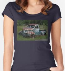Studebaker Women's Fitted Scoop T-Shirt