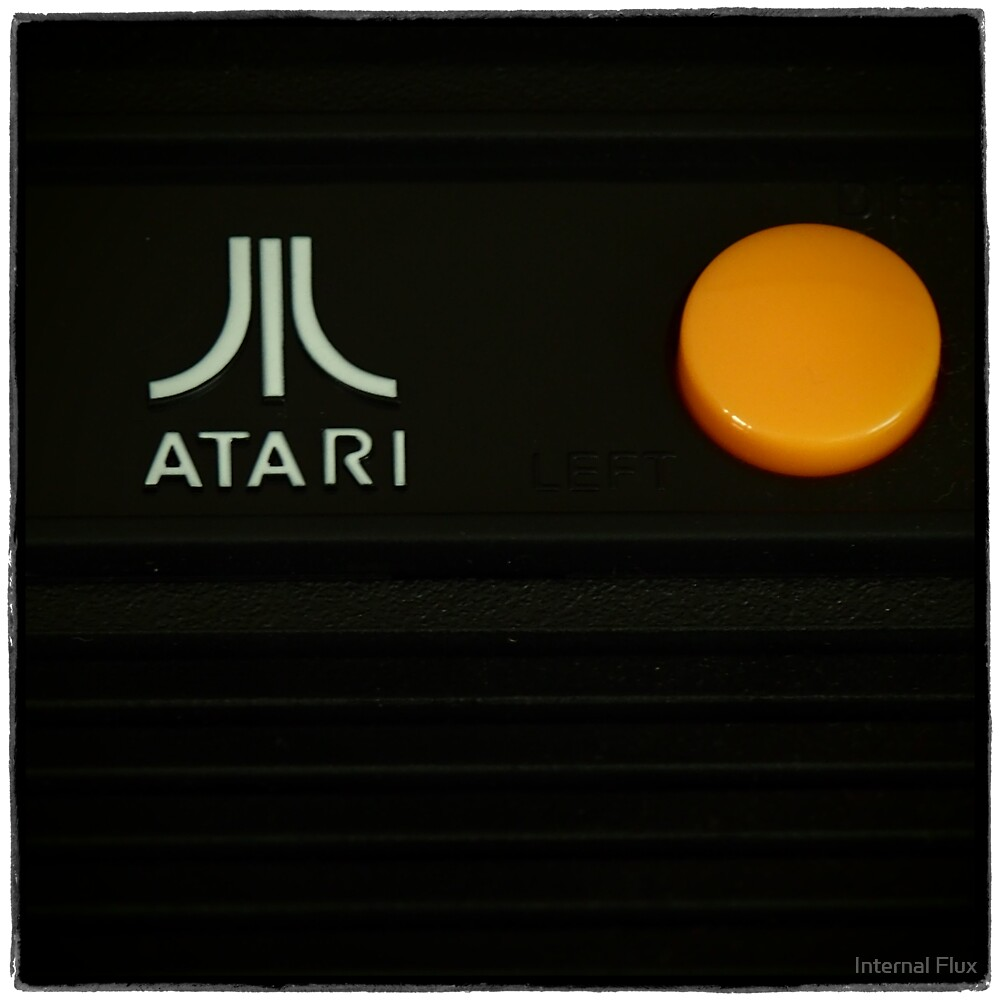 I am Atari #3 by Internal Flux