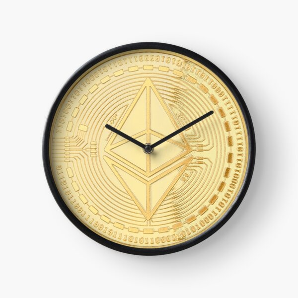 Ethereum Clock