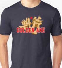 GOLDEN AXE TITLE SCREEN T-Shirt