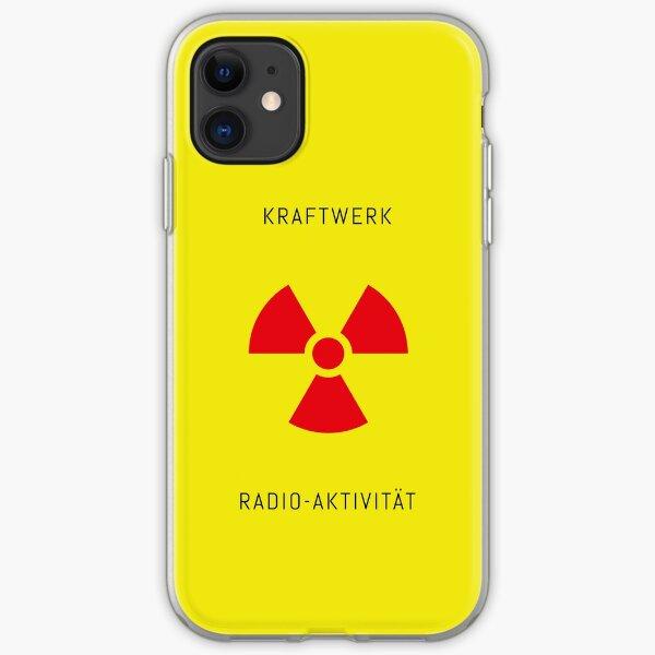 KRAFTWERK / Radioaktivität iPhone Soft Case