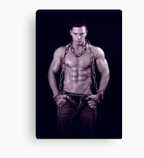 amazing mike  Canvas Print