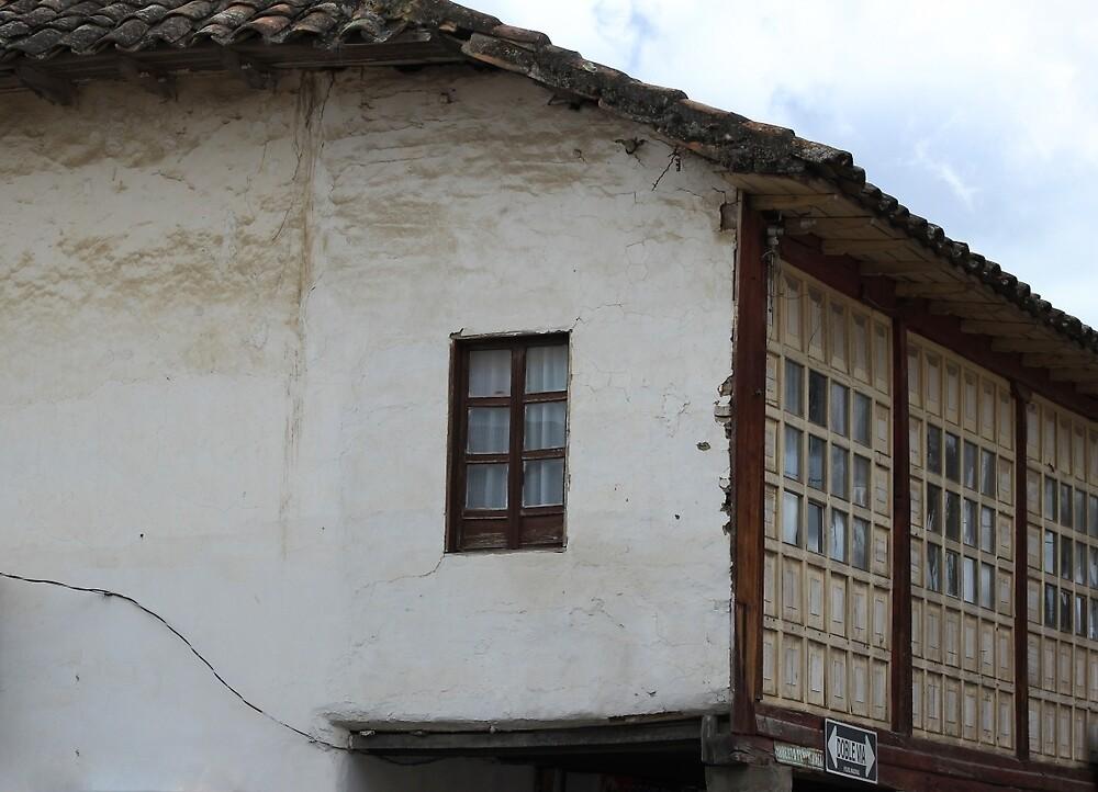 Corner of a Building by rhamm