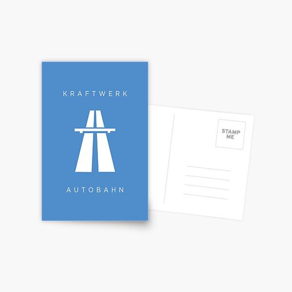 KRAFTWERK / Autobahn Carte postale